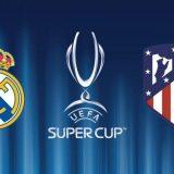 Реал Мадрид - Атлетико. Прогноз на матч Суперкубка Европы (15.08.2018)