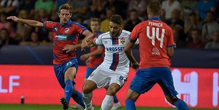 ЦСКА вырвал ничью на 95-й минуте матча Лиги чемпионов