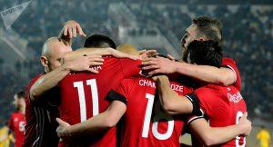 Андорра – Грузия. Прогноз на матч Лиги наций УЕФА (15.11.2018)