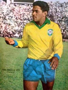 Величайшие футболисты мира  - Гарринча