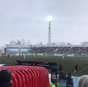 «Уфа» вернет болельщикам деньги за билеты после поражения от «Динамо»