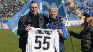 Юрий Шишкин – единственный российский футболист, игравший в Бразилии.