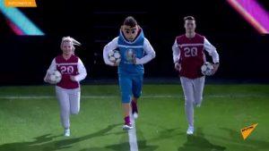 Талисманом чемпионата Европы по футболу 2020 года стал мальчик Скиллзи