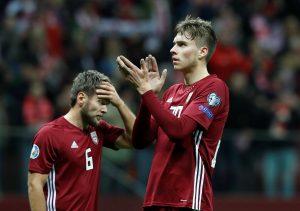 Латвия – Польша: прогноз на матч квалификации ЕВРО-2020 (10 октября 2019)