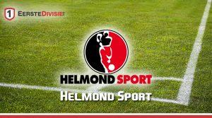 Хельмонд—Камбур: прогноз на матч Первого дивизиона Нидерландов (6 октября 2020)