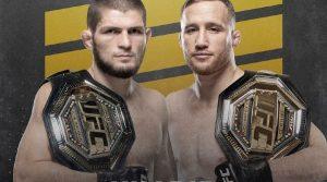 Хабиб Нурмагомедов vs Джастин Гэйджи (прогноз на главный бой года UFC-254 ) 25 октября 2020