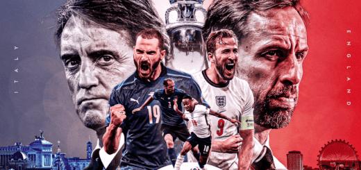 Италия — Англия: Кто он – чемпион? Кф 5.0